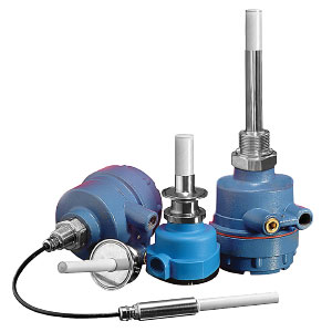 Chaves de Nível Capacitivas com Detecção por Pontos (RF) | LVCN6000_7000 Series