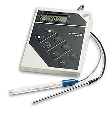Microprocessor-based Benchtop pH/mV Meters | PHB-357
