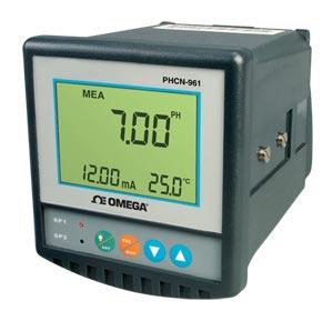 Controlador e Transmissor de pH   PHCN-961