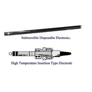 Industrial Electrodes   PHE-6350 SERIES,PHE-6400 SERIES,PHE-5431-10,ORE-5431-10