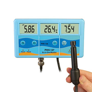 6-in-1 Multi-Function Water Analysis Meter