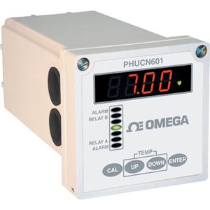 Controladores e Transmissores ¼ DIN de pH, ORP e Condutividade | PHUCN601, PHUCN610, PHUTX601