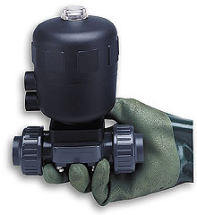 Diaphragm Valve With Plastic Body | SV-700