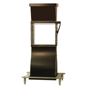 WIND TUNNEL | Free Standing, Open Ended | WT-3106 and WT-3107