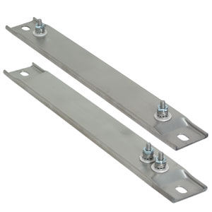 Channel Strip Heater, Ceramic Insulated