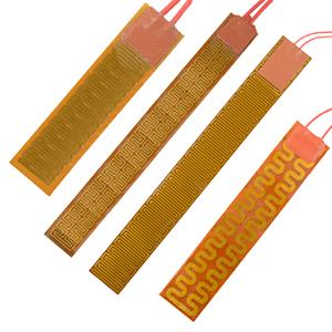 Kapton Polyimide flexible Heaters | Different sizes and wattages. | KHRA, KHLVA, KHA Series