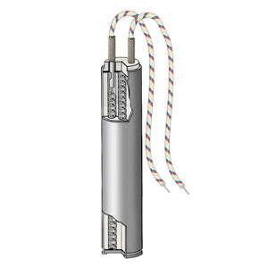LDC3 Low Density electric Cartridge Heaters 3/8