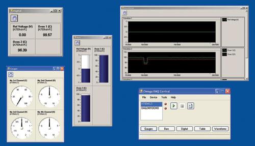 daq 소프트웨어
