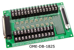 Analog Input Screw Terminal Board