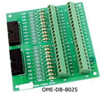 Digital I/O Screw Terminal Board