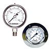 Stainless Steel Industrial Pressure Gauges