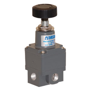 Miniature Precision Air Pressure Regulator