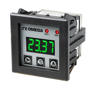 Miniature Pressure Switch with Display and mA or V outputs    PSW-1110