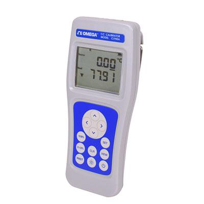 Calibrador Portátil de Termopar de Alta Exatidão para todos os tipos de termopares   CL940
