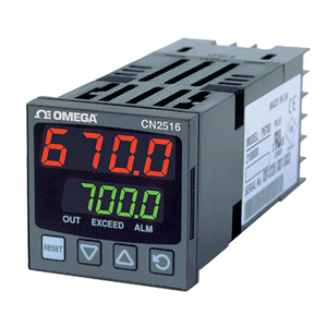 1/16 DIN Temperature/Process Limit Controllers | CN2516 Series