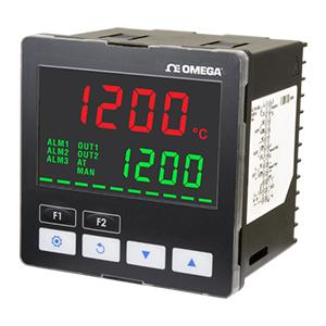 Teplotní a procesní PID regulátory | CND3-SERIES