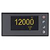 Teplotní a procesní panelový indikátor, OLED displej a NFC