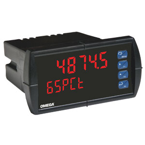 1/8 DIN Process Panel Meter | DP6000 Series