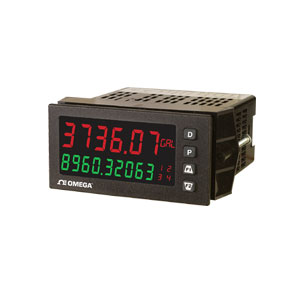 High resolution panel meter | DP63100, DP63100-S
