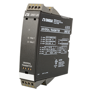 Universal Programmable Signal Transmitter - 2 Relay Output | DRST-UR