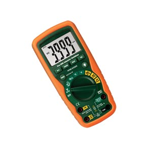 Multimeters Industrial Waterproof (IP67) for Heavy-Duty Use | HHM-EX500 Series