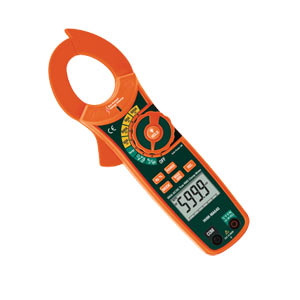 600 A True RMS Clamp Meters and Non-Contact Voltage | HHM-MA640