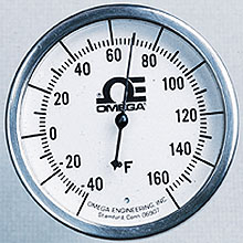 All Stainless Steel Bi-Metal Stem Thermometers | HL Series