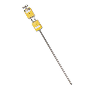 Thermocouple Probes | Quick Disconnect  with Standard Size Connectors | KQXL and NQXL