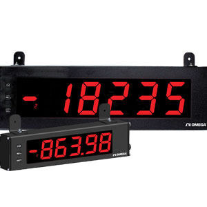 Large Display Process Meter | LDP63200 Series