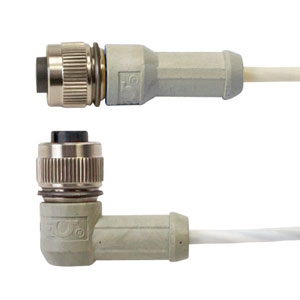High Temperature M12 Extension Cables | M12CM-RTD