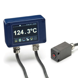 High Speed Infrared Sensor | Small Measured Spot | Continuous LED Sighting | OS-PC