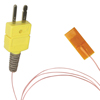 Self-Adhesive Thermocouples