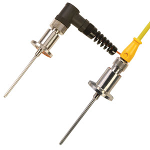 Vacuum Thermocouple Assemblies | TCV-M12 Series