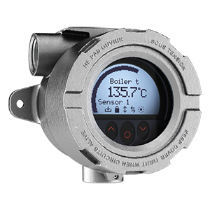 Temperature Transmitter with Display, Hart Enabled | Omega | TXUN-FD