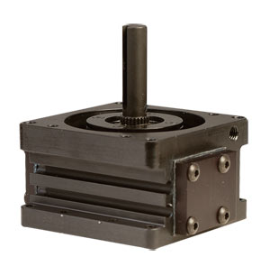 DRG SERIES Pneumatic Rotary Actuators | DRG Rotary Actuator - Pneumatic Modular Automation