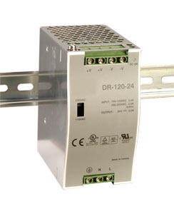 DIN Rail Power Supplies | DR Series