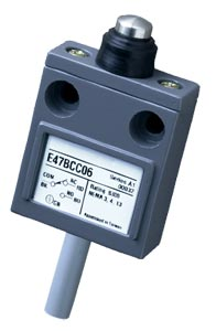 Limit Switch, Prewired, Compact | E47BCC Series