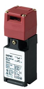 Safety Key Interlock Limit Switches | E48 Series