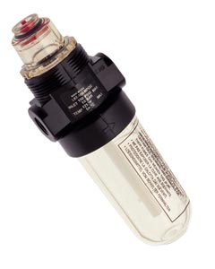 General Purpose Micro-Fog Air Line Lubricators for Compressed Air | L07-200-MPAA Series Inline Lubricator