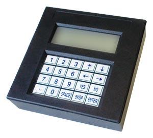 Operator Interface | MMI-01