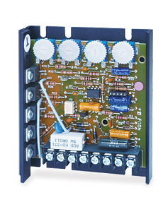 Variable DC Motor Speed Controller  - order online | OMDC-125 Series Variable Speed Control