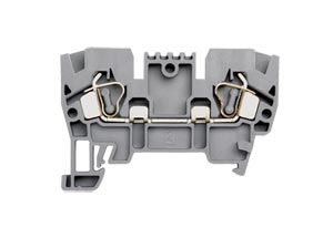 Tension Clamp Terminal Blocks, Grounding Terminal Blocks, Spring Clamp Terminals | YBK Series Tension Clamp Terminals Blocks