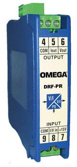 Conditionneur de signaux configurables à fixation sur rail DIN | DRF-PR