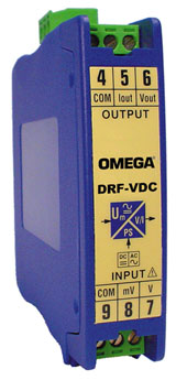DC and AC Voltage Input Signal Conditioners - Order online | DRF-VDC and DRF-VAC