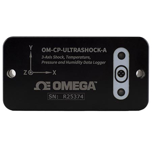 Environmental and Tri-Axial Shock Data Loggers
