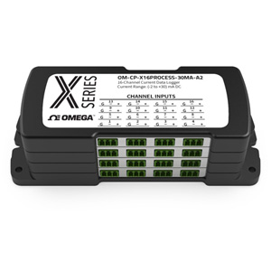 X-Series - Multi Channel Current Data Loggers | OM-CP-XProcess-Series