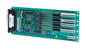 Universal Current/Voltage Input Card for OMB-LOGBOOK and OMB-DAQBOARD-2000 Series | OMB-DBK15