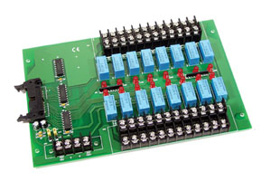 16-Channel Relay Output Board   OME-DB-16R