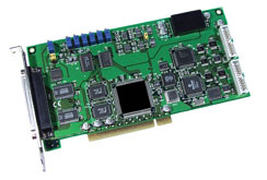 100 KS/s and 200 KS/s 16-Bit Analogue and Digital I/O PCI Data Acquisition Boards | OME-PCI-1602, OME-PCI-1602F