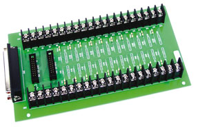 General and Analog Input Screw Terminal Panels for OME Family of Data  Acquisition Boards
